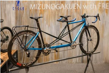 【전문학교】 【東京サイクルデザイン専門学校】 도쿄사이클디자인전문학교_시니어층을 위한 자전거 제작