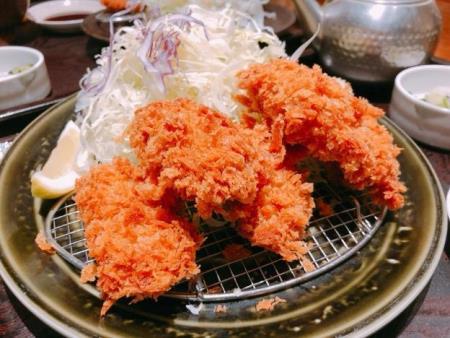 【日本美食】和幸 とんかつ(炸猪排)