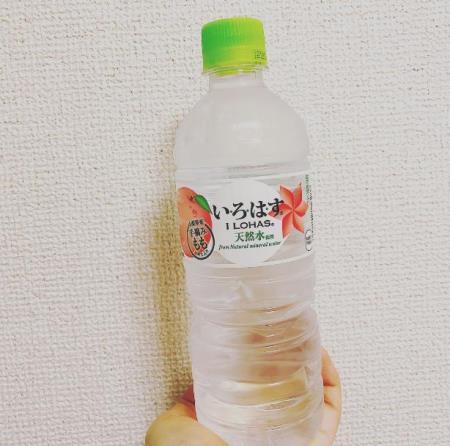 【日本美食】いろはす桃子水