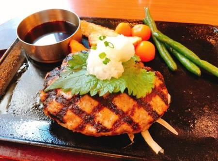 【日本美食】BIG BOY的『紫苏汉堡肉』