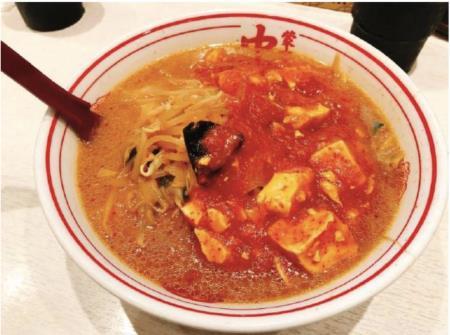 日本美食報告!辣又好吃的特級拉麵店 蒙古タンメン中本