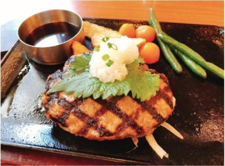 日本美食報告!BIGBOY的大葉蘿蔔泥漢堡排!