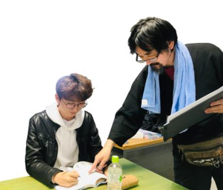 월간유학생 일본유학생의 하루_동양미술학교 (8).JPG