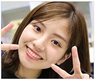 SKE48 고토 라라_아나운서 데뷔.JPG