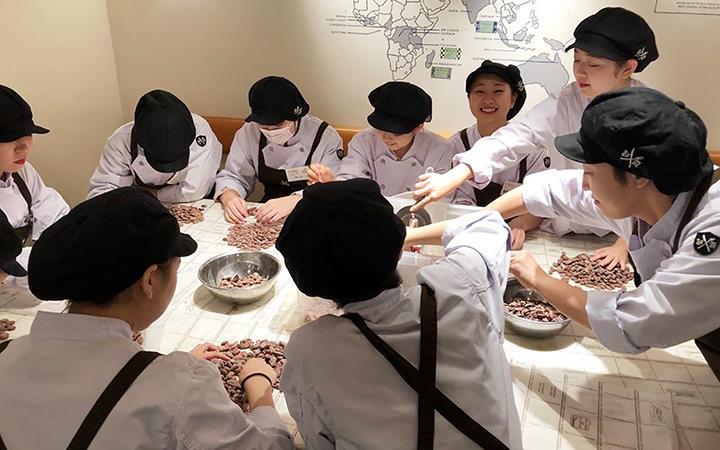 일본쇼콜라티에학교_비져너리아츠 전문학교 (4).JPG