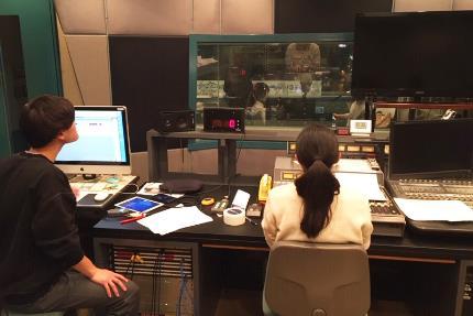 일본유학_동방학원_라디오 방송음향 참여 (4).JPG