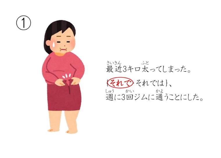 일본유학_비즈니스일본어공부_니치베이회화학원일본어연수소_それで・それでは (1).JPG