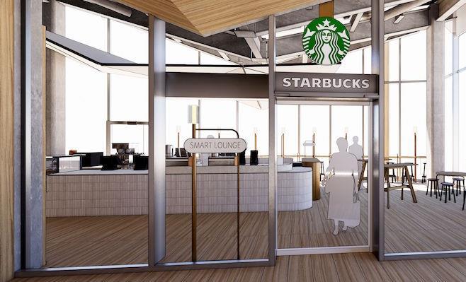 일본 타카나와 게이트역_스타벅스 커피 오픈 (5).JPG