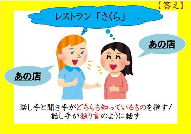 일본유학_니치베이회화학원일본어연수소_일본어공부_その・あの (1).JPG