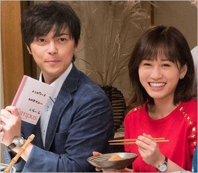 마에다 아츠코 카츠지 료 결혼2년만의 이혼위기 1.JPG
